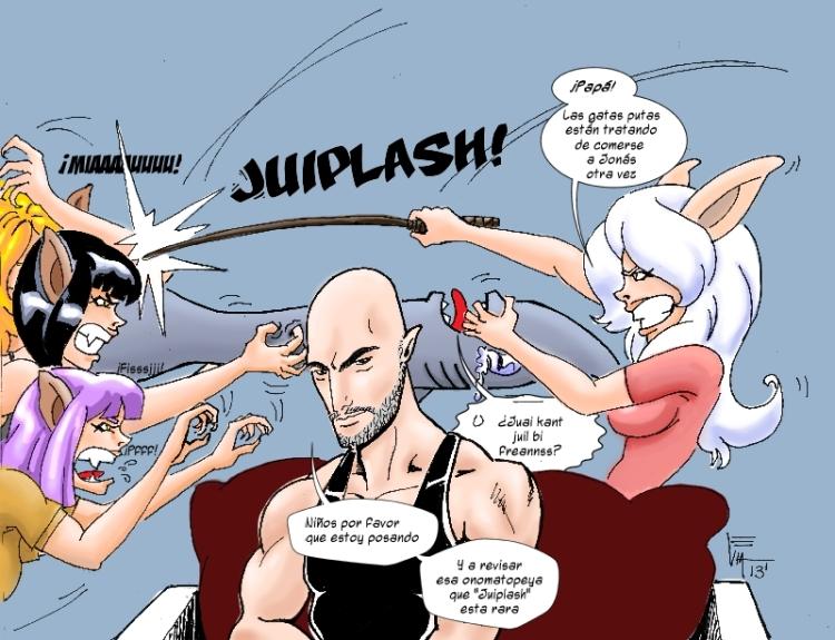 Erisado en Serie B Comics!!