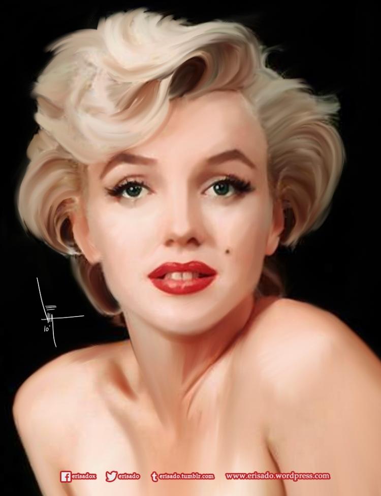 Marilyn-Monroe-digital-art-2-erisado