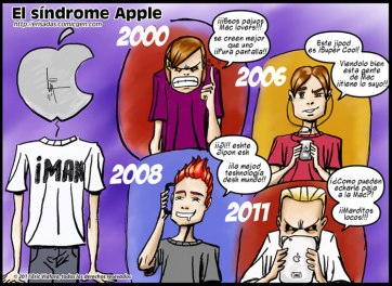 apple-sindrome